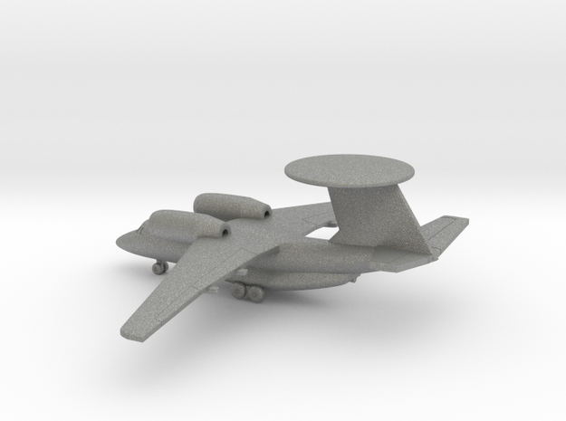 Antonov An-71 Madcap in Gray PA12: 1:400