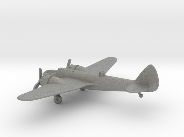 Bristol Blenheim Mk.IV in Gray PA12: 1:200