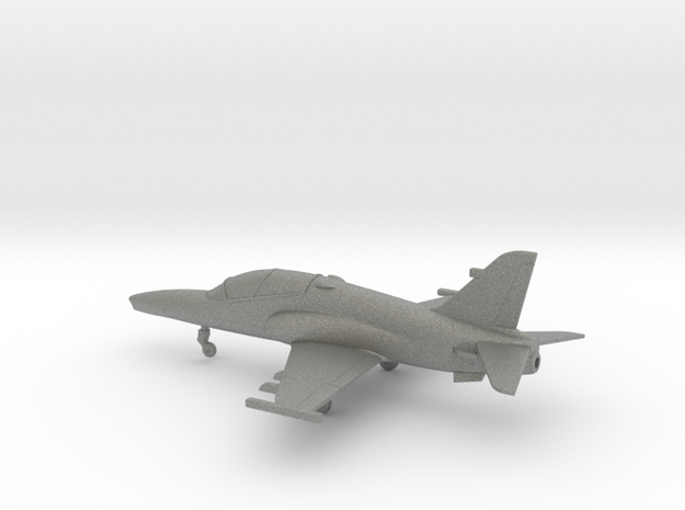 BAE Hawk 100 in Gray PA12: 1:160 - N