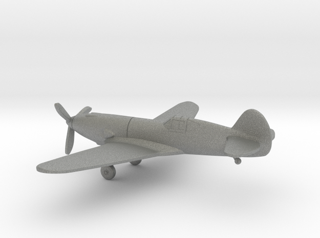Curtiss YP-37 in Gray PA12: 1:144