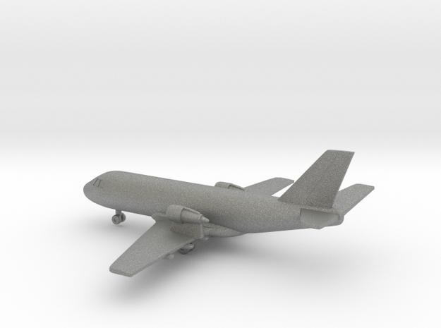 VFW-Fokker 614 in Gray PA12: 6mm