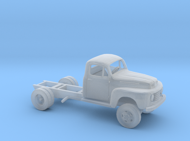 1/87 1948-50 Ford F- Serie Cab and Frame Kit