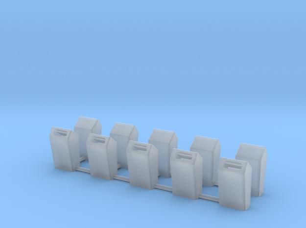 Afvalbak 50 L     HO in Smooth Fine Detail Plastic