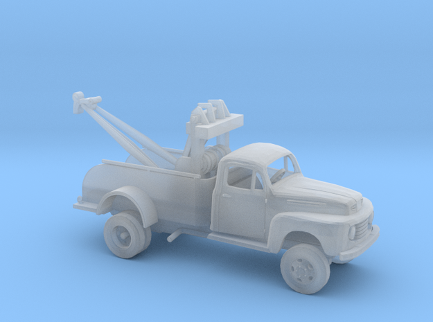 1/87 1948-50 Ford F-Series TowTruck Kit in Smooth Fine Detail Plastic