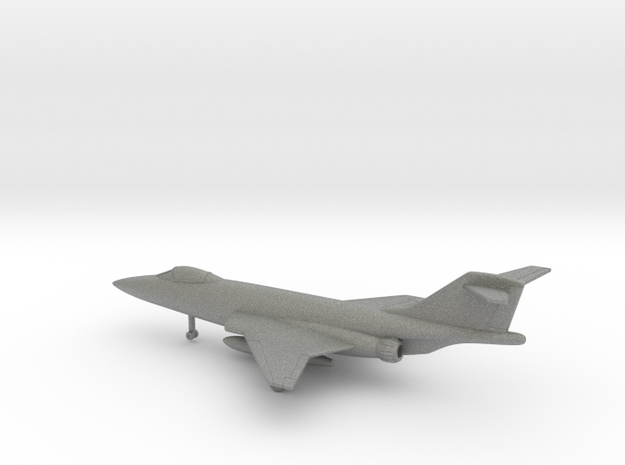 McDonnell F-101A Voodoo in Gray PA12: 1:200