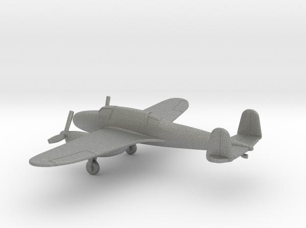PZL-38 Wilk in Gray PA12: 1:160 - N