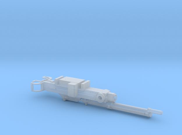 37mmMk9gun v145body in Smoothest Fine Detail Plastic