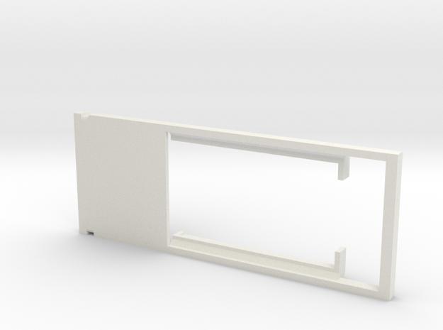 Custom request - adapter CFX in White Natural Versatile Plastic
