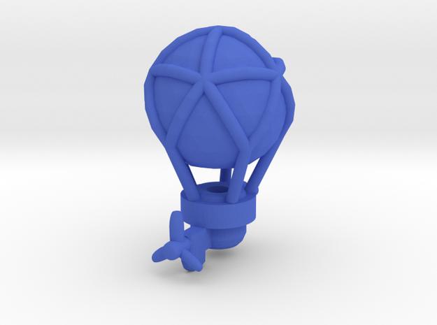 Gun-balloon | Steampunk Airship Miniature
