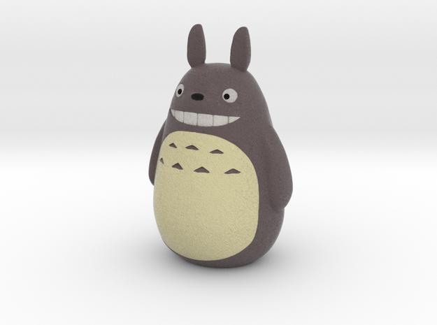 Totoro in Full Color Sandstone