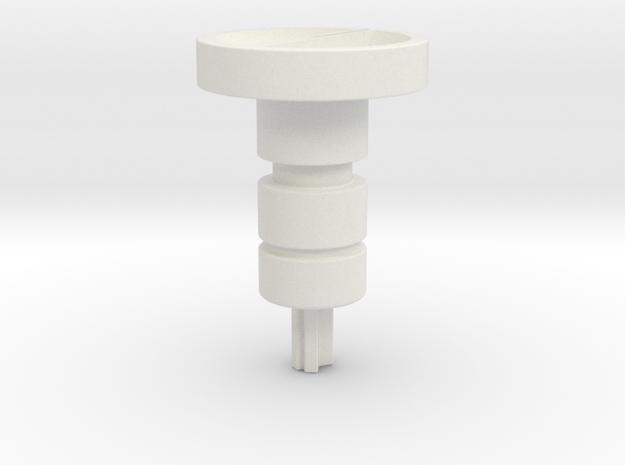Temperature_selector_coster_mas6 in White Natural Versatile Plastic