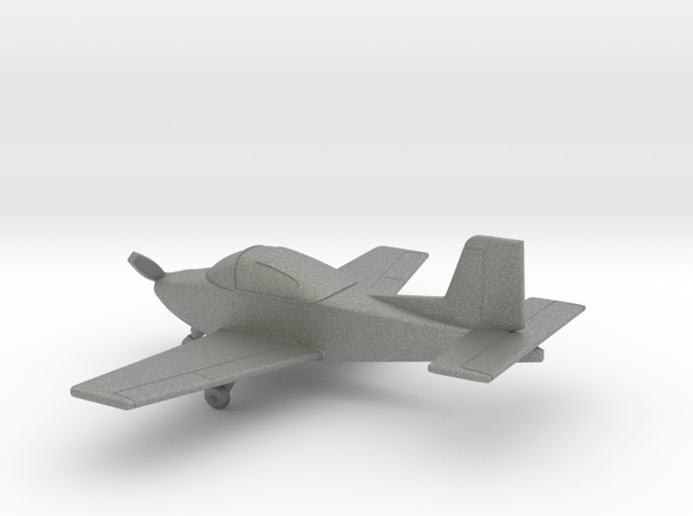 Victa Airtourer 100 in Gray PA12: 1:100