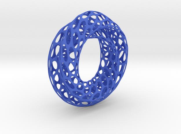 eight torus 3d printed