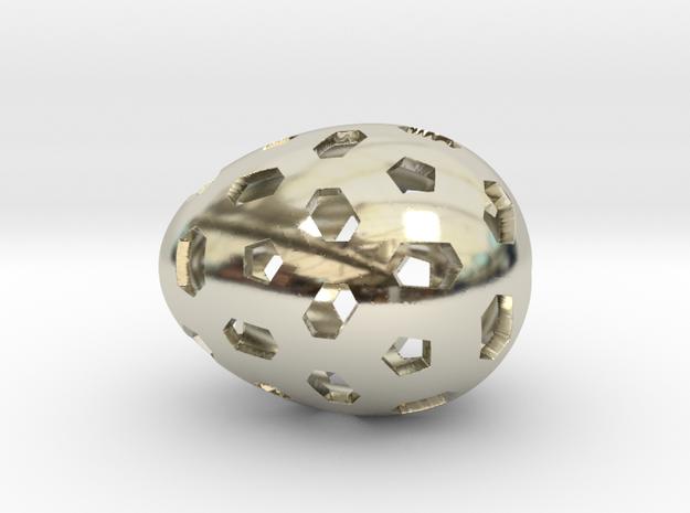 Mosaic Egg #1 3d printed
