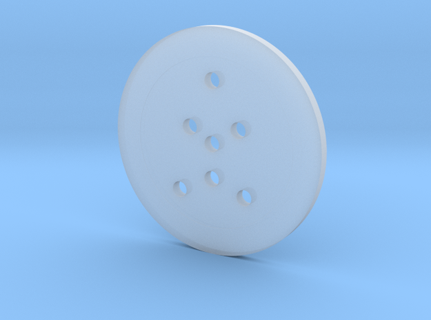 ECO Cap for Pogo Connector in Smooth Fine Detail Plastic