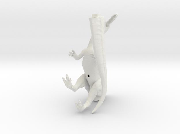 Suchomimus 1:35 v1 in White Natural Versatile Plastic