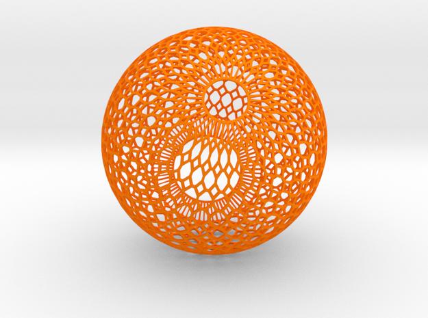 Lampshade (Ikebana-1 Honeycomb Wireframe)
