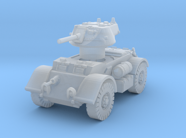 T17E1 Staghound Mk I 1/200 in Smooth Fine Detail Plastic