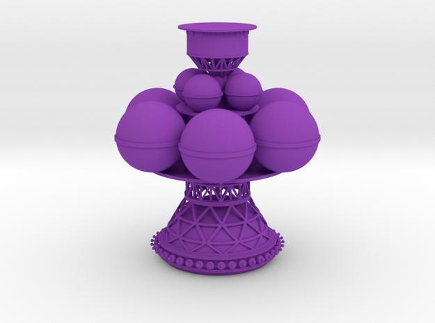 Daedalus Spaceship 3d printed