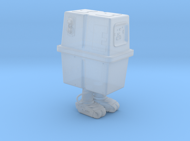 """Gonk"" Power droid - 1/48 scale in Smoothest Fine Detail Plastic"