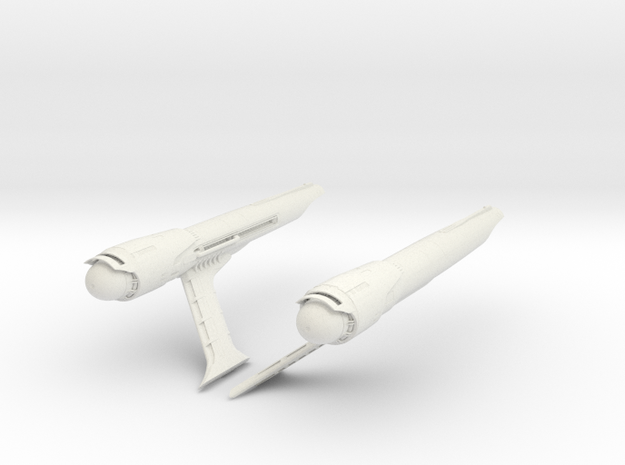 Constitution Class Parts 1 1000 scale