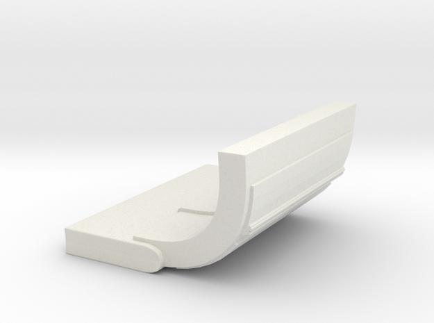 1400 JM Voyager Concept Pylon Right 1 in White Natural Versatile Plastic