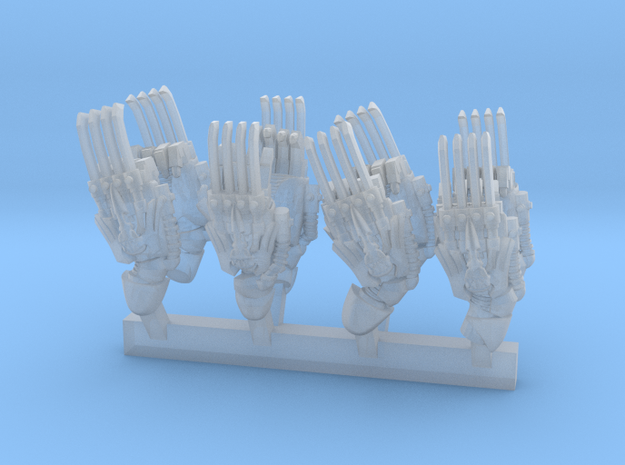 Bird Guard energy claws for normal space ravens in Smoothest Fine Detail Plastic