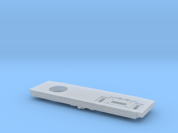 1:35 scale VK36.01 Front Plate in Smoothest Fine Detail Plastic