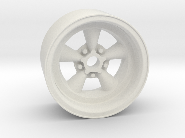 Classic 5T 17x9mm 4x1mm Hex OS 1.5 BS 3 in White Natural Versatile Plastic