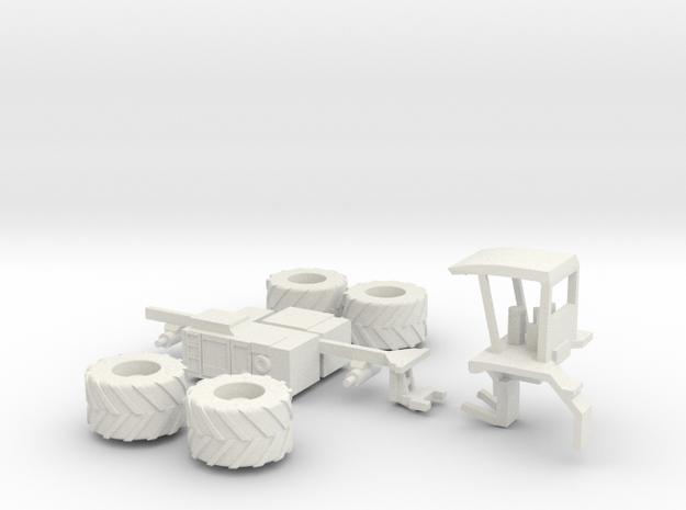 1:160/N-Scale Vredo VT3926 in White Natural Versatile Plastic