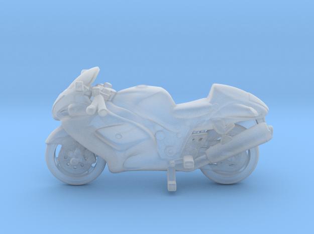 Suzuki Hayabusa  1:160 N in Smooth Fine Detail Plastic