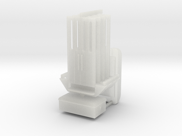 Nm YsteC-ABe11-Zuruestteile (1:160) in Frosted Ultra Detail