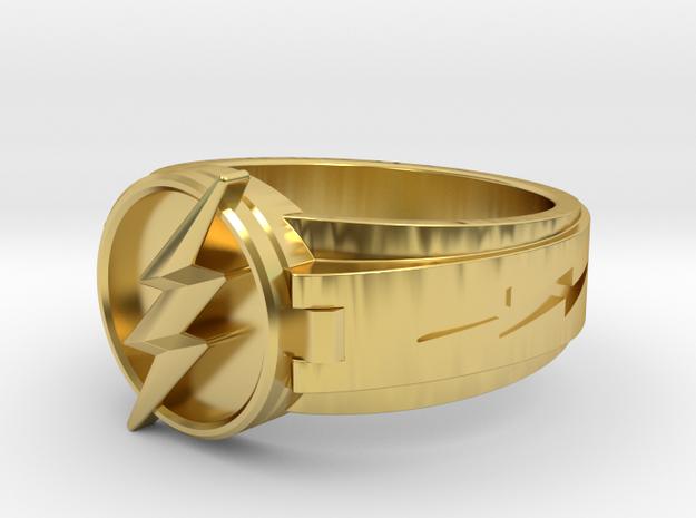 V3 Reverse Flash size 13.5 22.70mm in Polished Brass