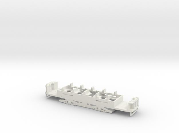 N1 Fahrgestell für Hallingmotor/Souvenierräder 3d printed