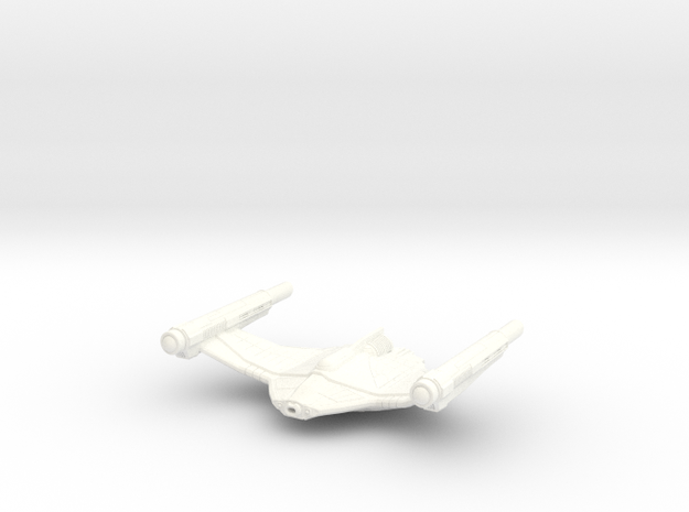 Tiberian Decanii Class Destroyer 3d printed