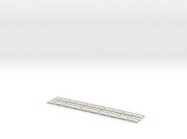 10Paar Drehgestellblenden für Düwag E1/c3/c4 E2/c5 3d printed