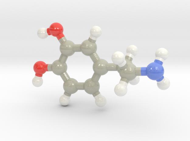 Dopamine in Glossy Full Color Sandstone