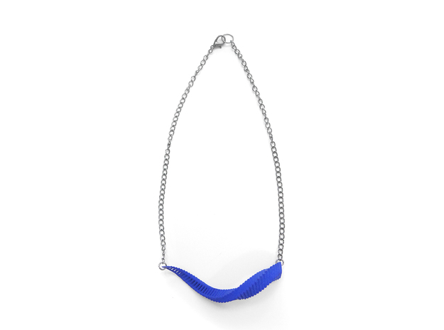 Arithmetic Necklace (Bar) 3d printed