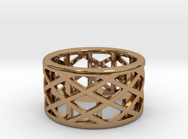 Archi Ring Size 7 (17.3 mm) 3d printed
