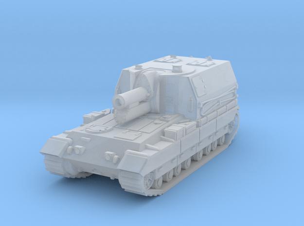 1/144 Conqueror Gun Carriage in Smooth Fine Detail Plastic