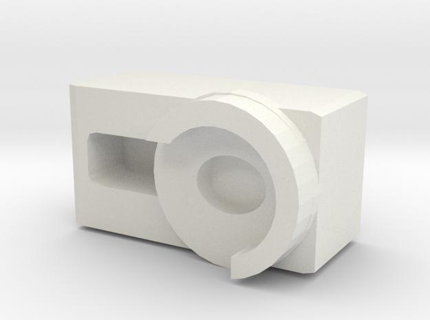 kranik3 in White Natural Versatile Plastic