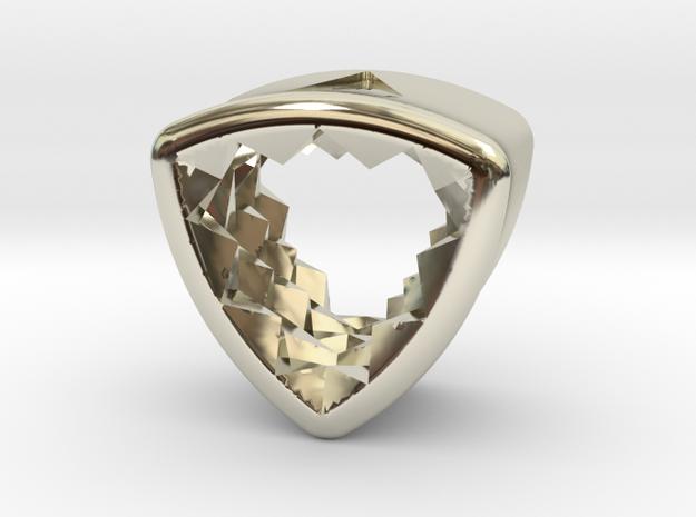 Stretch Diamond 18 By Jielt Gregoire 3d printed