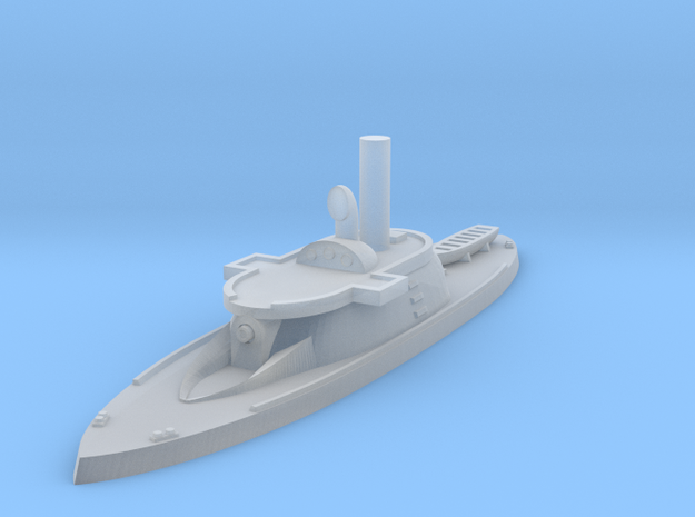 1/1250 HSwMS Garmer in Smooth Fine Detail Plastic