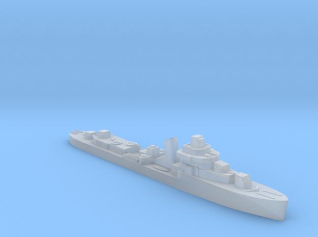 Brazilian Amazonas class destroyer 1:1200 WW2 in Smooth Fine Detail Plastic