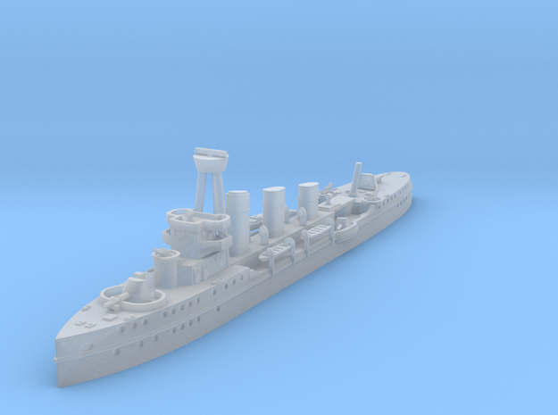 1/700 HSwMS Clas Fleming (1941) in Smooth Fine Detail Plastic