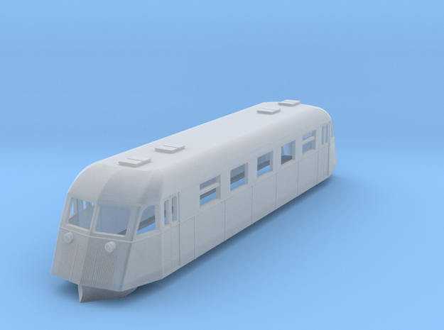 sj160fs-y01t-ng-railcar-high-roof in Smooth Fine Detail Plastic