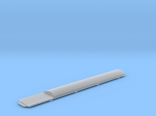 Replacement Bachmann Mk1 Roof 309 with Cab End Pan in Smooth Fine Detail Plastic