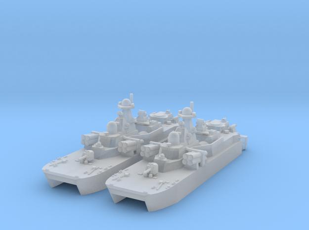 Russian Bora Class ACV (Project 1239)