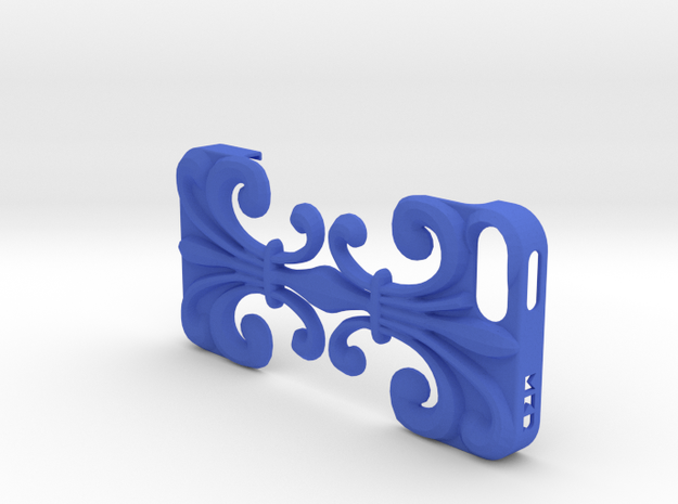 iPhone 5/5s Case - Floria 3d printed