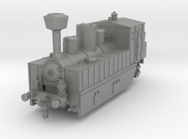 Locomotive 178 armored 1:144